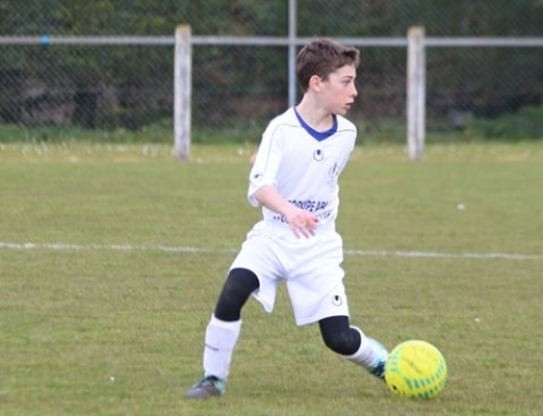 Mission accomplie pour nos U13 !
